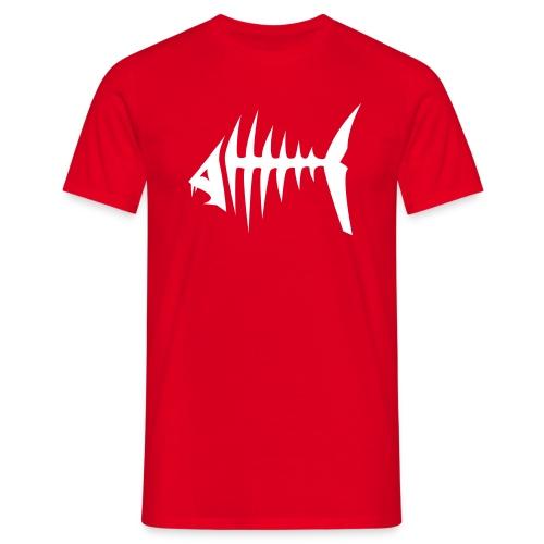 Fish - T-skjorte for menn