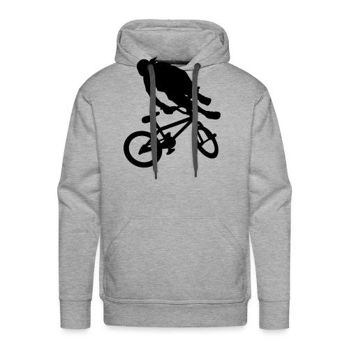 BMX Hoodie - Mannen Premium hoodie