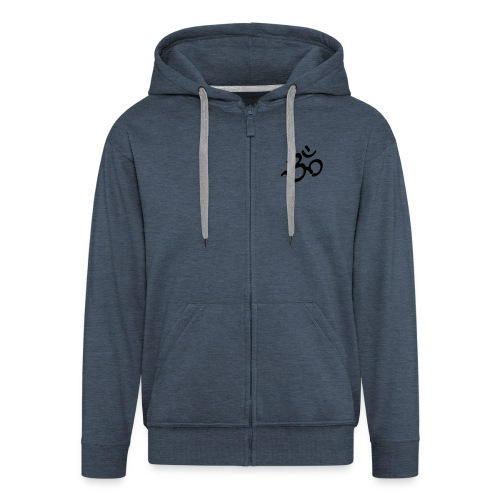 Free tibet - Men's Premium Hooded Jacket