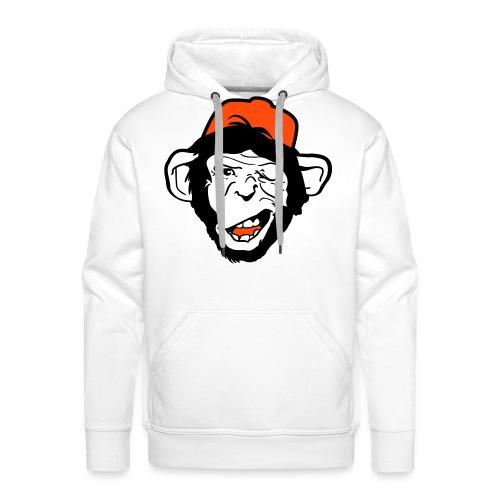 Fez monkey ! - Premium hettegenser for menn