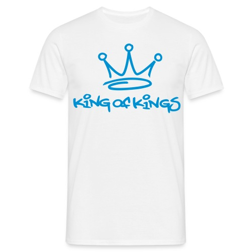 king of kings - Men's T-Shirt