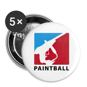 Paintball - Buttons groß 56 mm