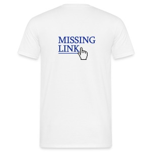 Missing link - Mannen T-shirt