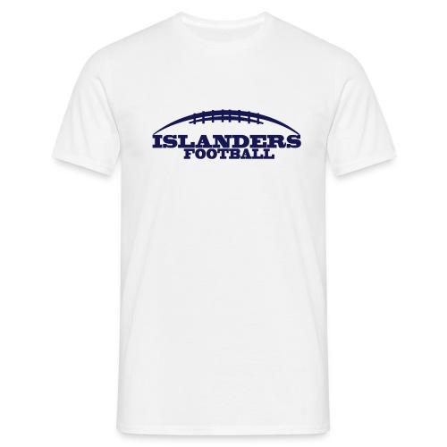 T-Shirt Basic  White - Maglietta da uomo