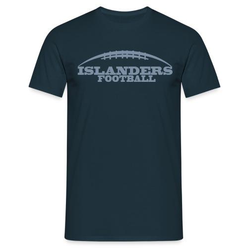T-shirt Basic  Navy - Maglietta da uomo