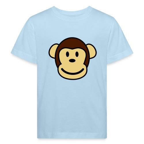 Äffchen - Kinder Bio-T-Shirt