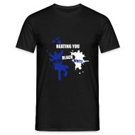 T-Shirts ~ Men's T-Shirt ~ Men's Beating You Splashes T-Shirt