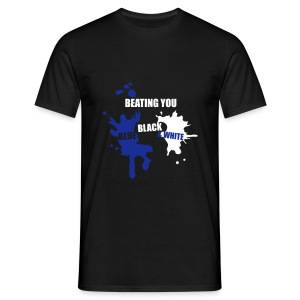 Men's Beating You Splashes T-Shirt - Men's T-Shirt
