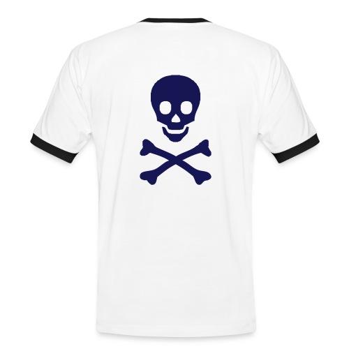 Männer T-Shirt - Männer Kontrast-T-Shirt
