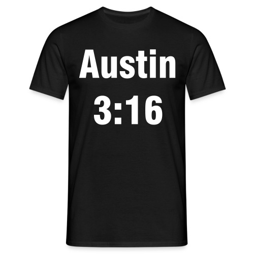 Austin 3:16 Hall of fame - T-shirt Homme