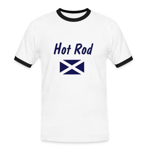 Rowdy Roddy Piper - T-shirt contrasté Homme