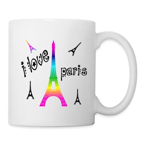 I love Paris - Mug blanc