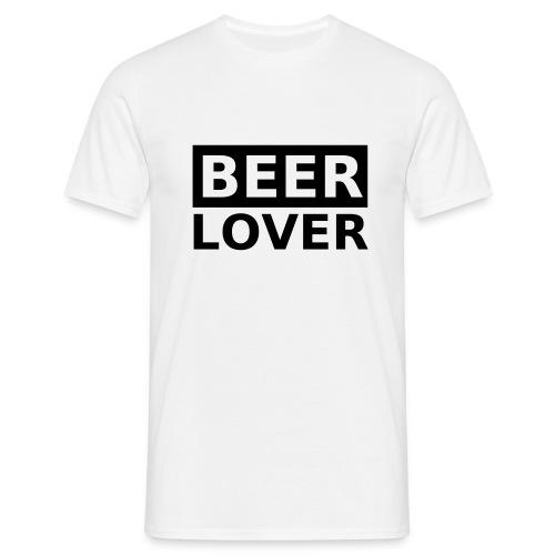 Beer lover Tee - Men's T-Shirt