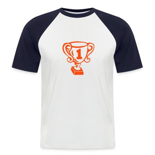 baseball-shirt/homme - Men's Baseball T-Shirt
