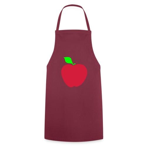 Tablier de cuisine Pomme rouge - Tablier de cuisine