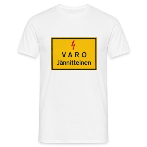 CoolShrt Varo -Jännitteinen - T-paita - Miesten t-paita