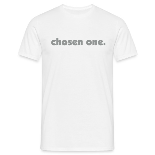 'the one' - Men's T-Shirt