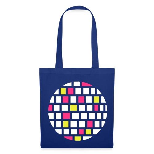 Glitter Ball Shopping Bag - Tote Bag