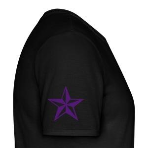 Star Shoulder - T-skjorte for menn