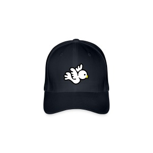 bird - Flexfit baseballcap