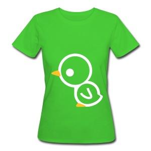 Kuiken - Vrouwen Bio-T-shirt