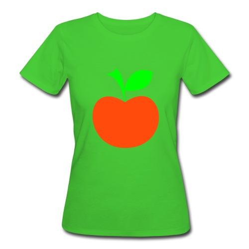 Appel - Vrouwen Bio-T-shirt