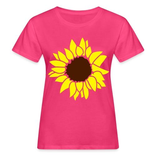Flower - Vrouwen Bio-T-shirt