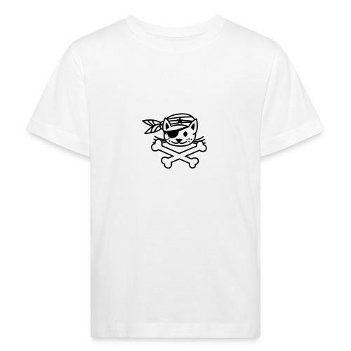 Piet piraat - Kinderen Bio-T-shirt