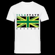 T-Shirts ~ Men's T-Shirt ~ Men's White T Shirt