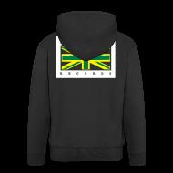 Hoodies & Sweatshirts ~ Men's Premium Hooded Jacket ~ Illa State Hoodie