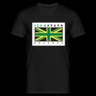 T-Shirts ~ Men's T-Shirt ~ Men's Black T shirt