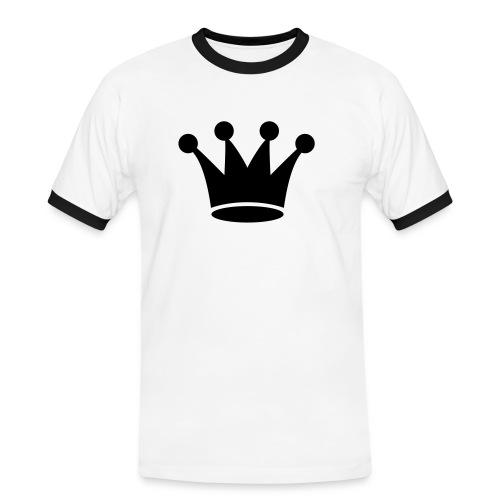 King - Miesten kontrastipaita