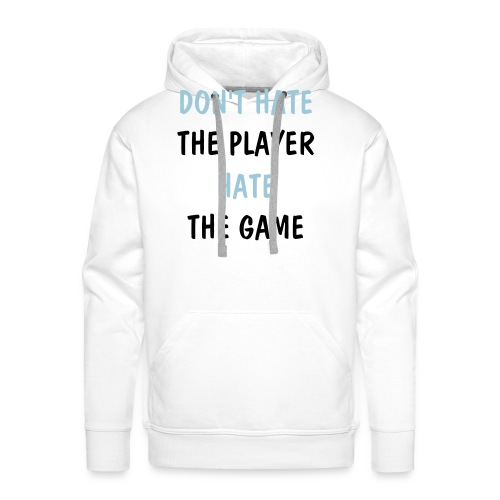 player - Men's Premium Hoodie