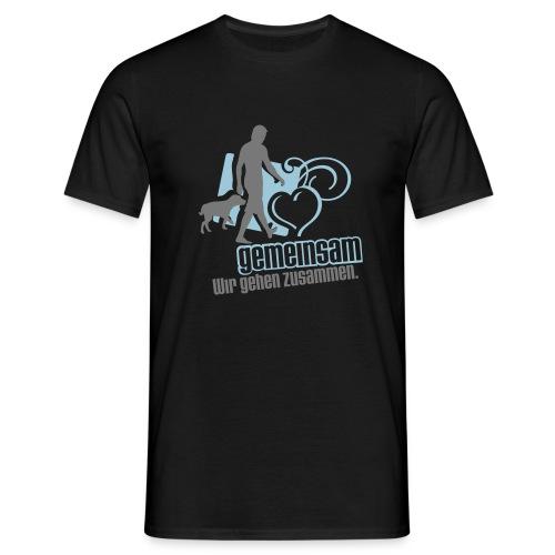 gemeinsam - Männer T-Shirt