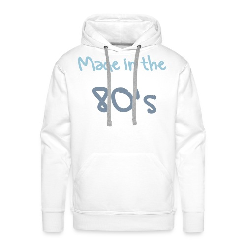 80's child - Men's Premium Hoodie