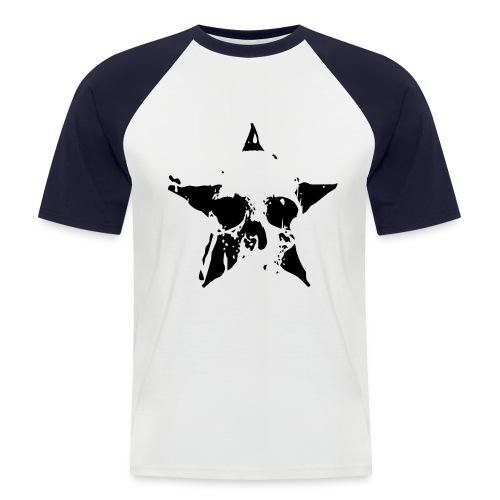 smierc - Koszulka bejsbolowa męska