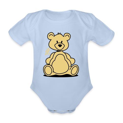 dzidzia - Ekologiczne body niemowlęce z krótkim rękawem