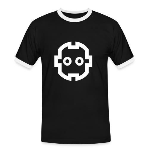 lunik - Männer Kontrast-T-Shirt