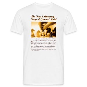 The Story of General Rahl - Mannen T-shirt