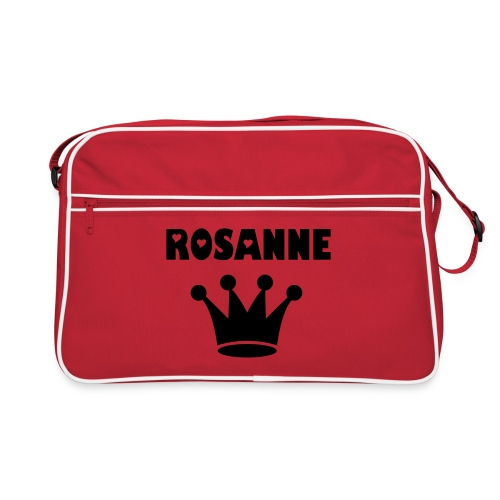 Rosanne (in opdracht) - Retro-tas