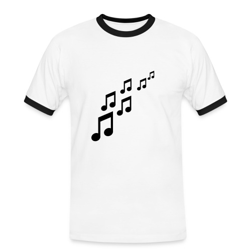 Music Tee - Men's Ringer Shirt