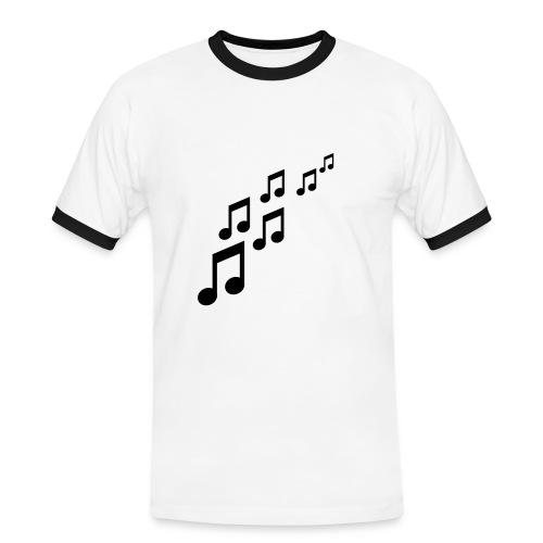 Music Tee - Men's Ringer Shirt