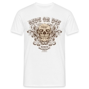 Hobos Ride or Die| T-shirts harley biker - T-shirt Homme