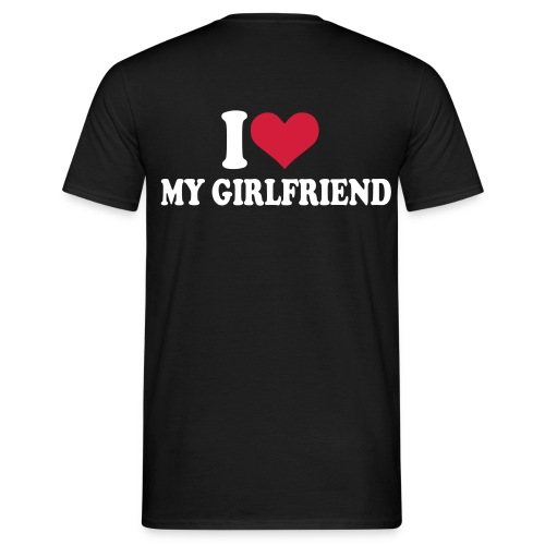 den du liker sin bokstav - T-skjorte for menn