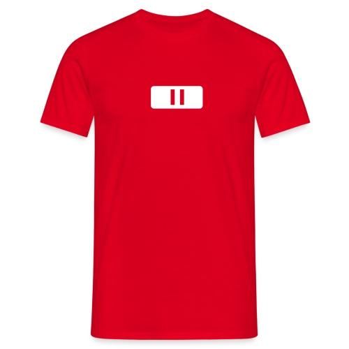 Pause - Men's T-Shirt
