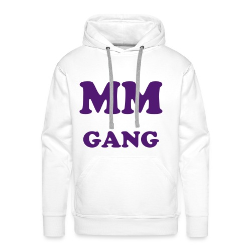mm gang MODEL PULL Krisox - Sweat-shirt à capuche Premium pour hommes