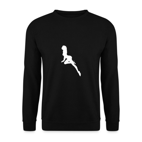 sexy girl mens sweatshirt - Men's Sweatshirt