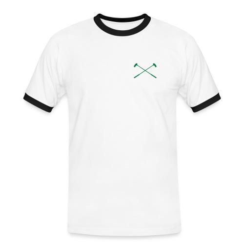 golfeur - T-shirt contrasté Homme