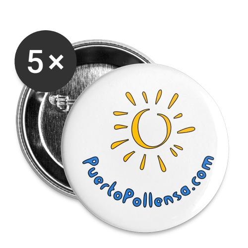 PP.com Badge - Buttons medium 32 mm