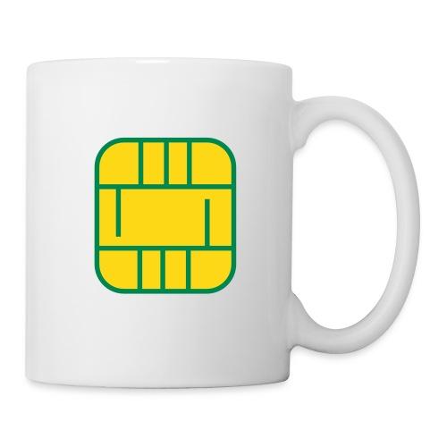 Puce Electronique - Mug blanc
